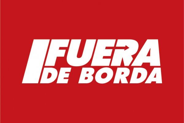 logotipo fuera de borda