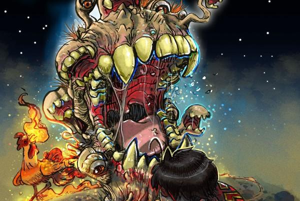 Ilustración de portada